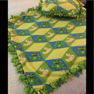 Other - Baby blanket and Pillow